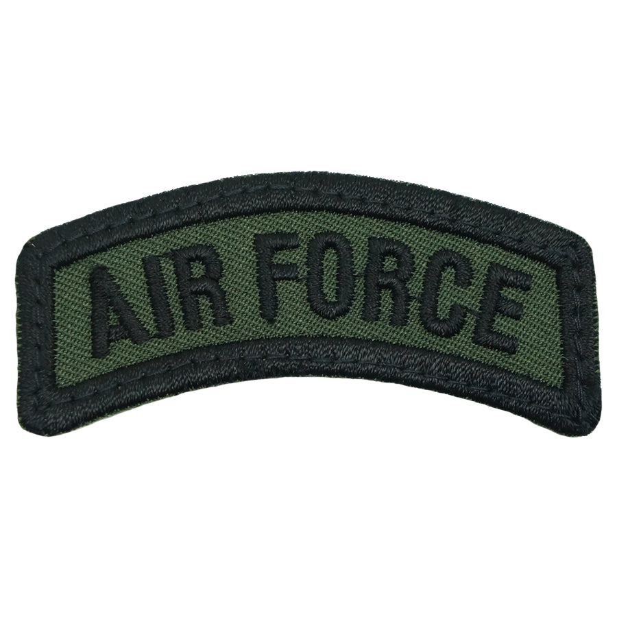 AIR FORCE TAB - OD GREEN