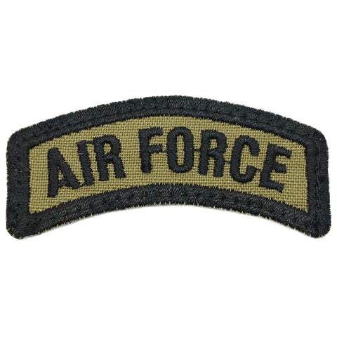 AIR FORCE TAB - OLIVE GREEN