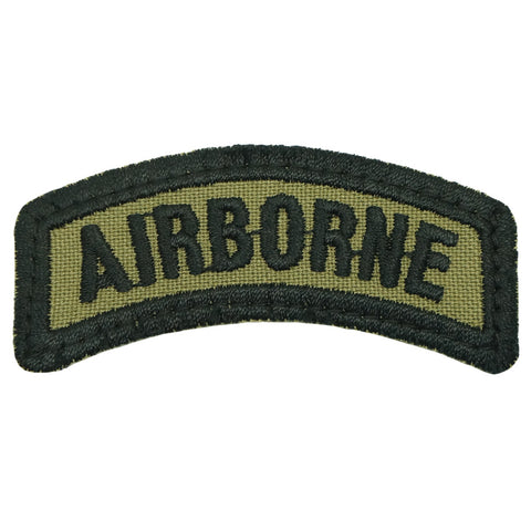AIRBORNE TAB - OLIVE GREEN