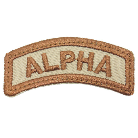 ALPHA TAB - KHAKI - Hock Gift Shop | Army Online Store in Singapore