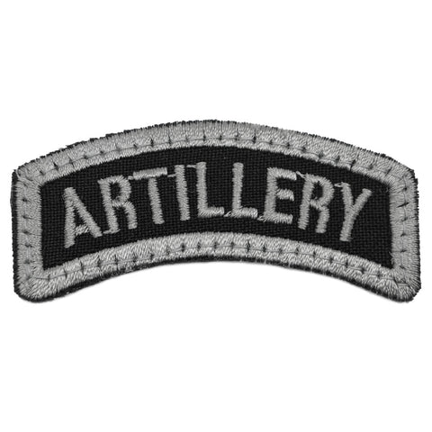 ARTILLERY TAB - BLACK FOLIAGE - Hock Gift Shop | Army Online Store in Singapore