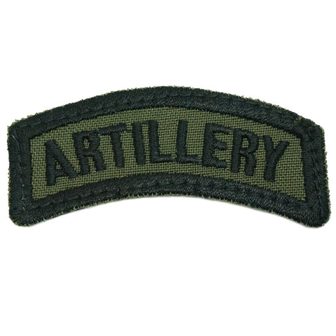ARTILLERY TAB - OD GREEN - Hock Gift Shop | Army Online Store in Singapore