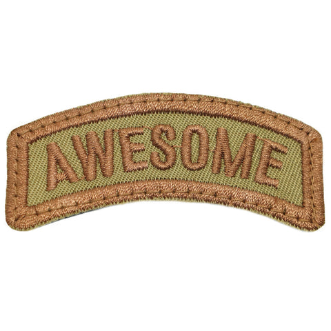 AWESOME TAB - OLIVE BROWN