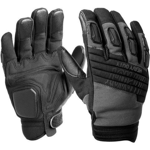 HELIKON-TEX IMPACT HEAVY DUTY GLOVES - BLACK