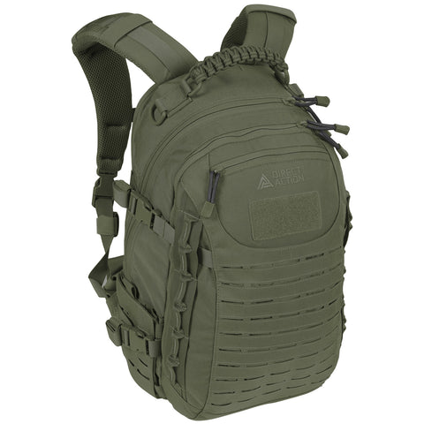 DIRECT ACTION DRAGON EGG MKII BACKPACK - OLIVE GREEN - Hock Gift Shop | Army Online Store in Singapore