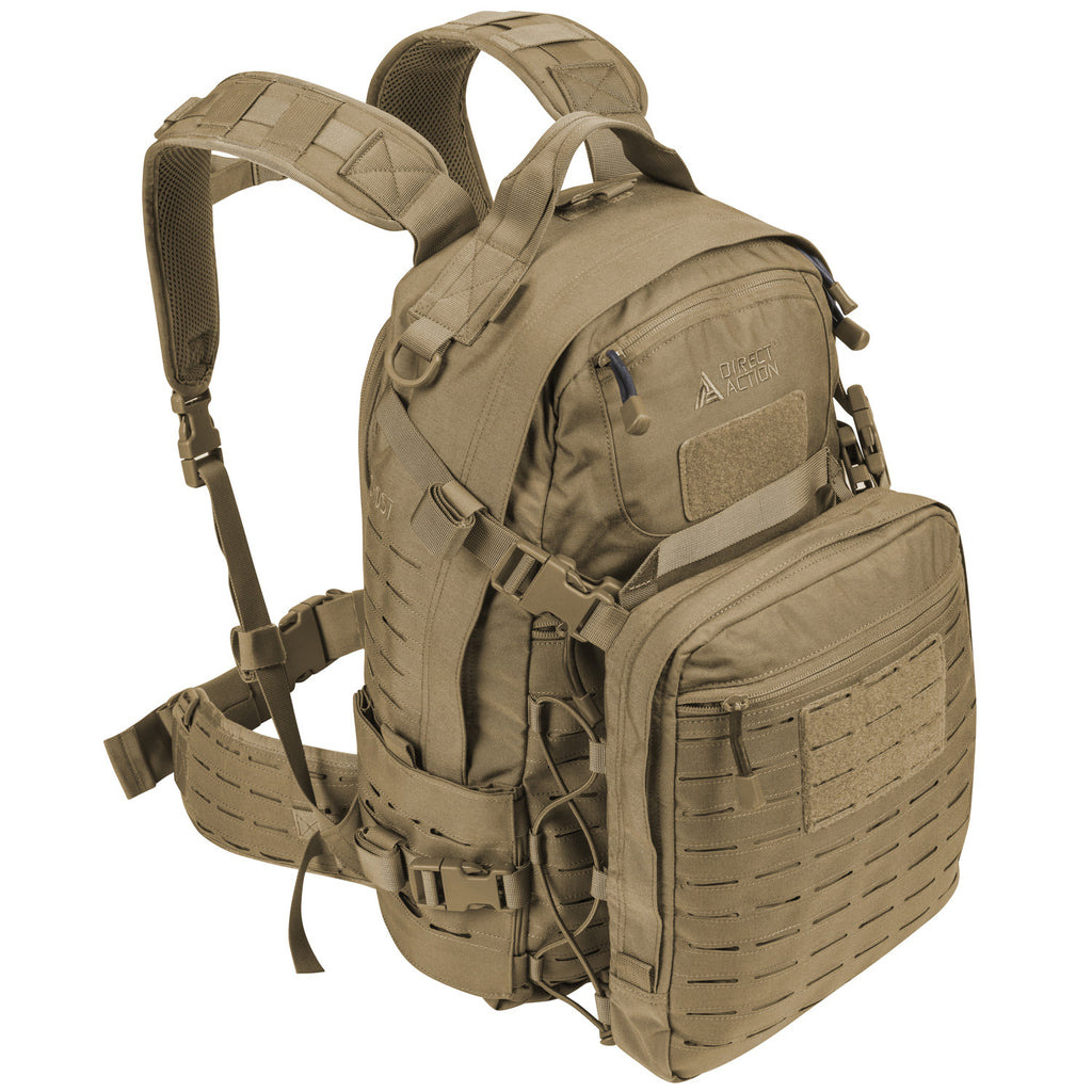 DIRECT ACTION GHOST MKII BACKPACK - COYOTE BROWN