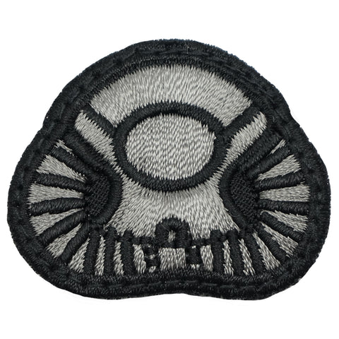 BASIC DIVING PATCH - DARK ACU