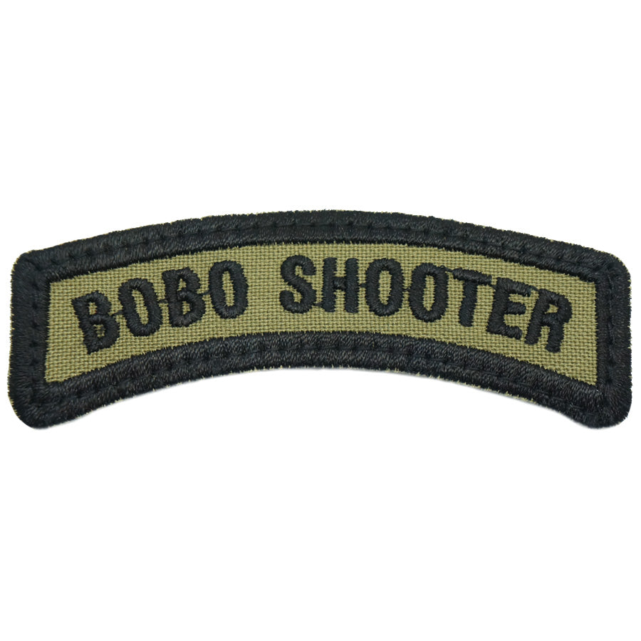 BOBO SHOOTER TAB - OLIVE GREEN