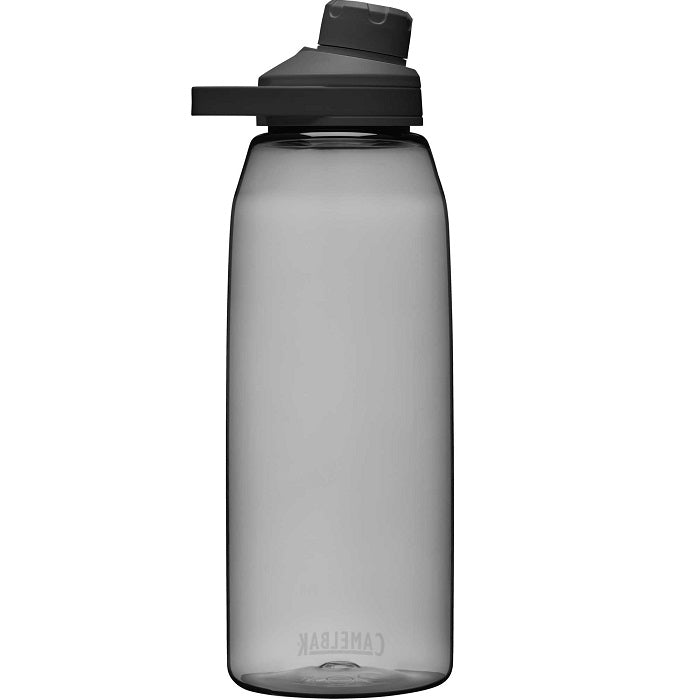 BPS FREE 50oz WATER BOTTLE CHARCOAL OR CLEAR BPA CAMELBAK CHUTE MAG 1.5L