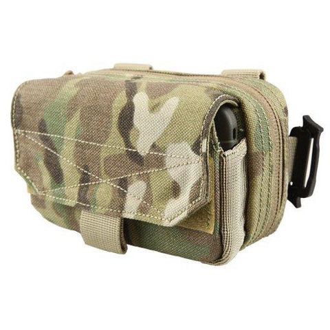 CONDOR DIGI POUCH - MULTICAM - Hock Gift Shop | Army Online Store in Singapore