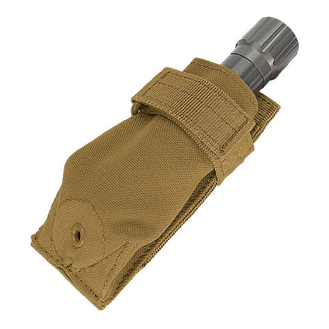 CONDOR FLASHLIGHT POUCH - COYOTE BROWN