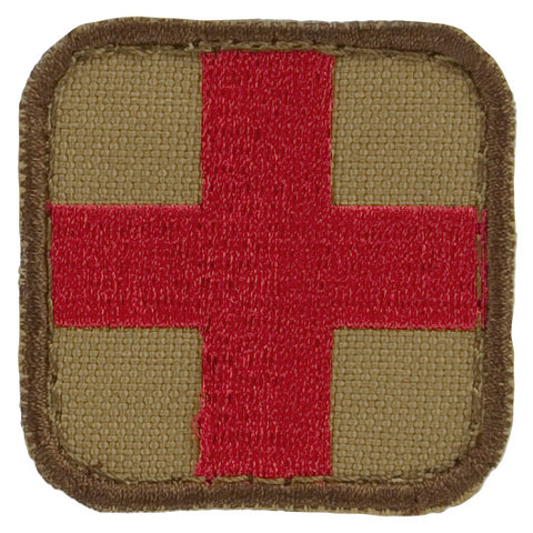 CONDOR MEDIC PATCH- TAN