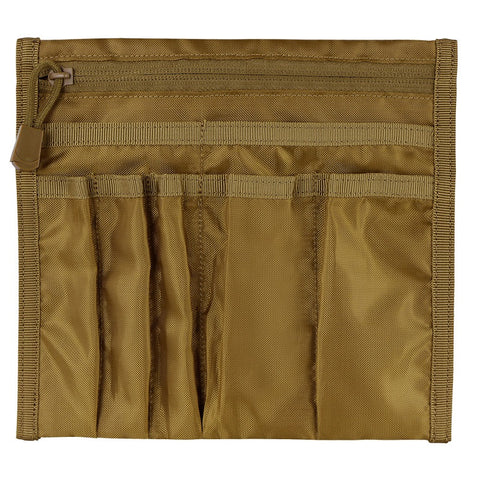 CONDOR VA ORGANIZER - COYOTE BROWN (2PCS/PACK)
