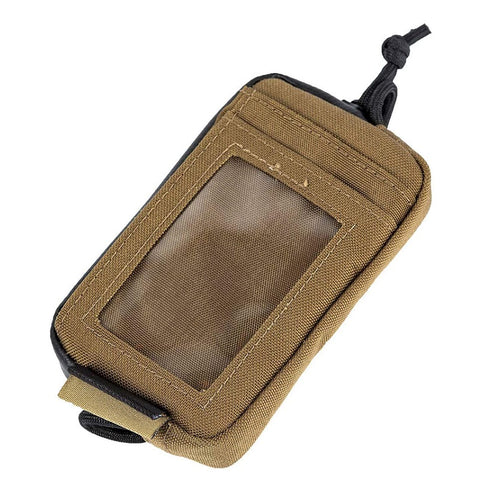 ONE TIGRIS CASSETTE EDC POUCH - COYOTE BROWN
