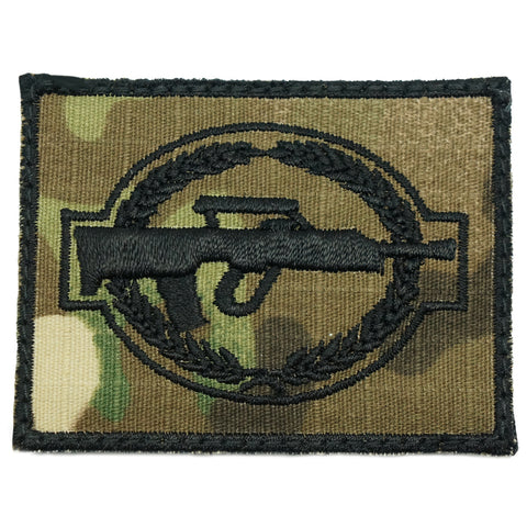 COMBAT SKILL BADGE - MULTICAM
