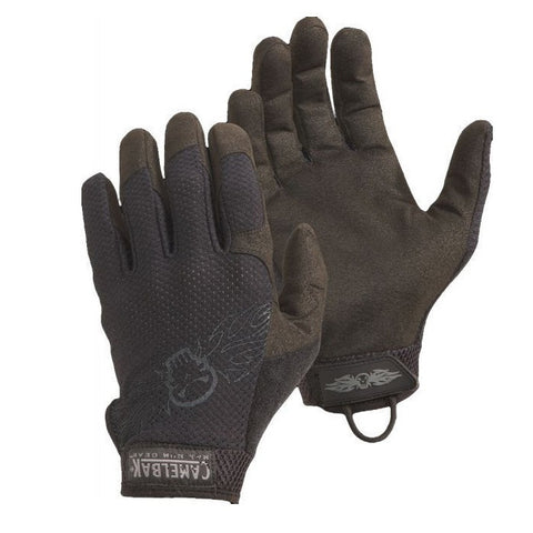 CAMELBAK VENT GLOVES - BLACK - Hock Gift Shop | Army Online Store in Singapore