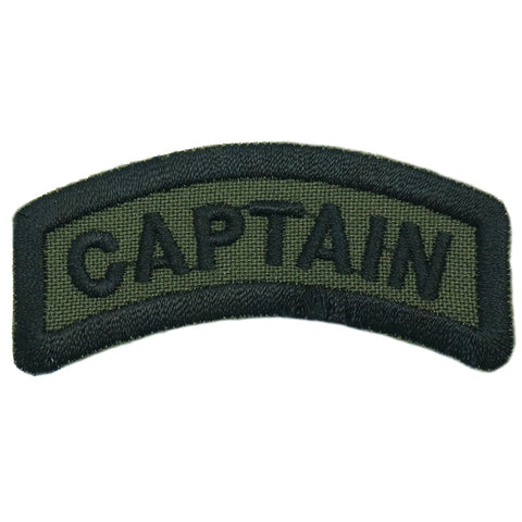 CAPTAIN TAB - OD GREEN