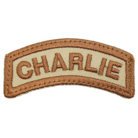 CHARLIE TAB - KHAKI - Hock Gift Shop | Army Online Store in Singapore