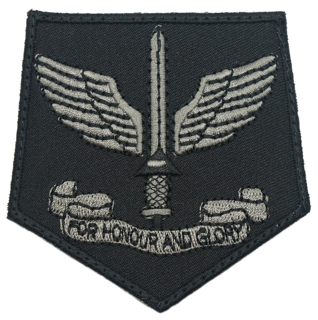 COMMANDO PATCH - DARK OPS - Hock Gift Shop | Army Online Store in Singapore