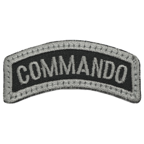 COMMANDO TAB - BLACK FOLIAGE