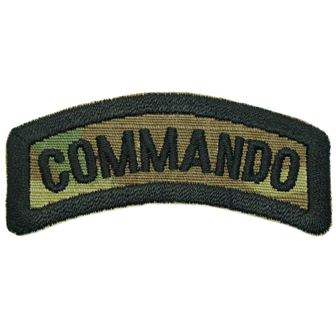 COMMANDO TAB - MULTICAM