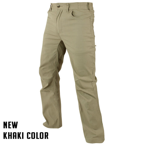 CONDOR CIPHER PANTS - KHAKI