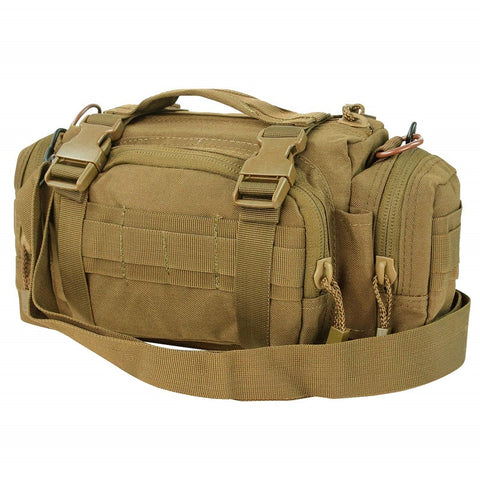 CONDOR DEPLOYMENT BAG - COYOTE BROWN
