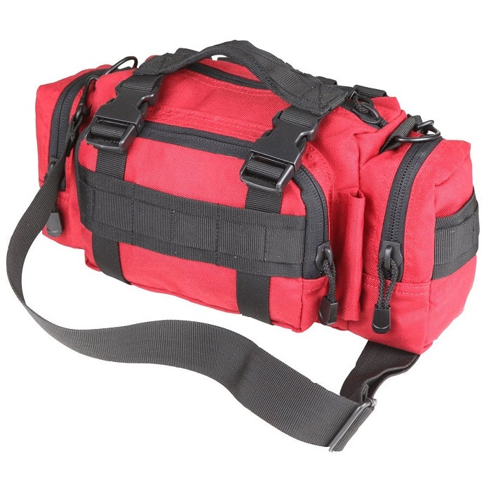 CONDOR DEPLOYMENT BAG - RED