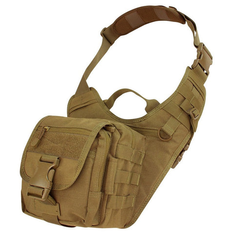 CONDOR EDC BAG - COYOTE BROWN