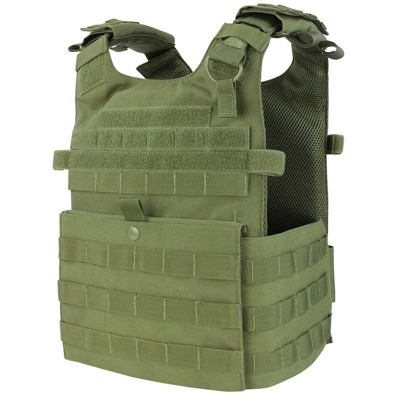 CONDOR GUNNER PLATE CARRIER - OLIVE DRAB