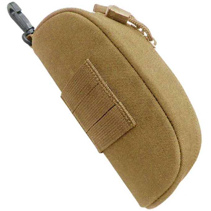 CONDOR SUNGLASSES CASE - COYOTE BROWN