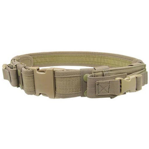 CONDOR TACTICAL BELT - TAN