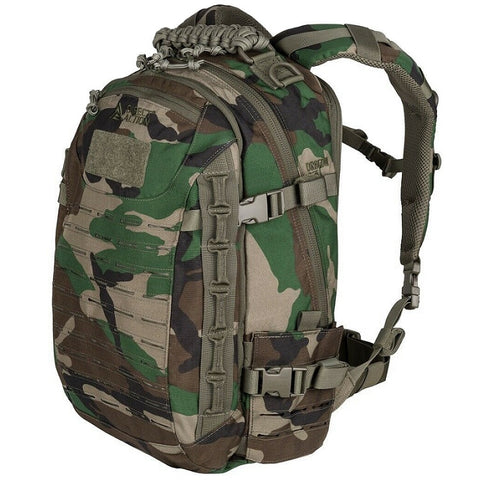 DIRECT ACTION DRAGON EGG MKII BACKPACK - WOODLAND