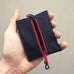 MIL-SPEC KEY WALLET WITH CARD POCKET - 1000 DENIER CORDURA (US WOODLAND DIGITAL)