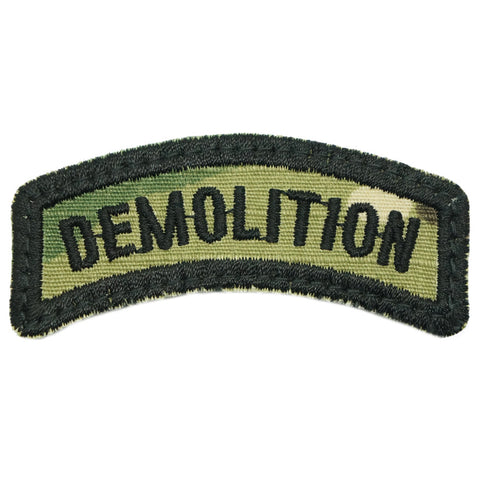 DEMOLITION TAB - MULTICAM
