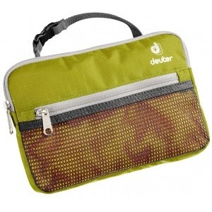 DEUTER WASH BAG LITE - MOSS