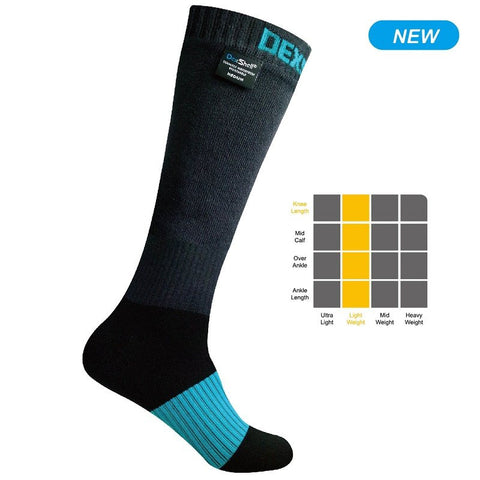 DEXSHELL EXTREME SPORTS SOCKS - NIGHT SKY