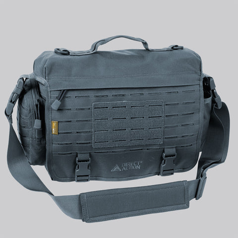 DIRECT ACTION MESSENGER BAG - 500D CORDURA (SHADOW GREY)