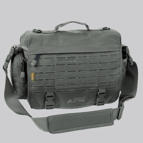DIRECT ACTION MESSENGER BAG - 500D CORDURA (URBAN GREY)