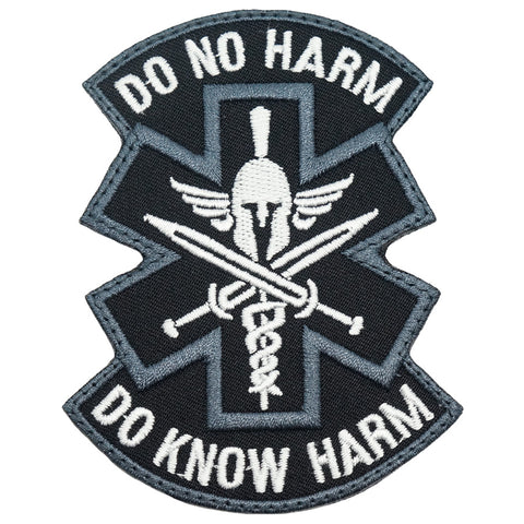 DO NO HARM - SPARTAN - SWAT