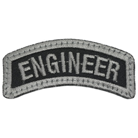 ENGINEER TAB - BLACK FOLIAGE