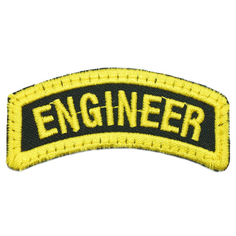 ENGINEER TAB - BLACK YELLOW