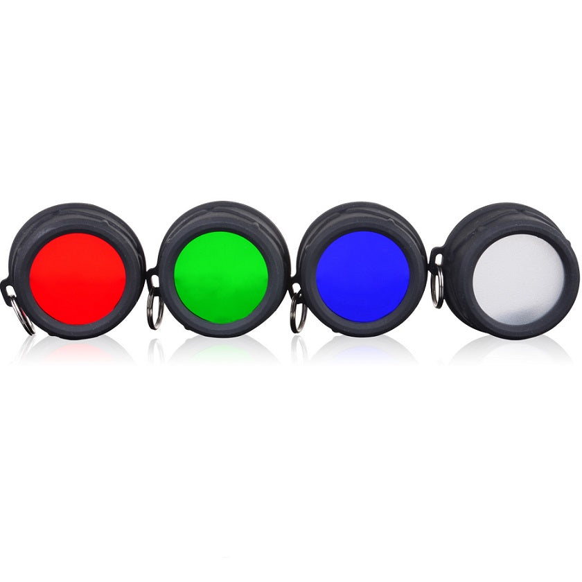 KLARUS FT11 FILTER - AVAILABLE IN RED, GREEN, BLUE, WHITE