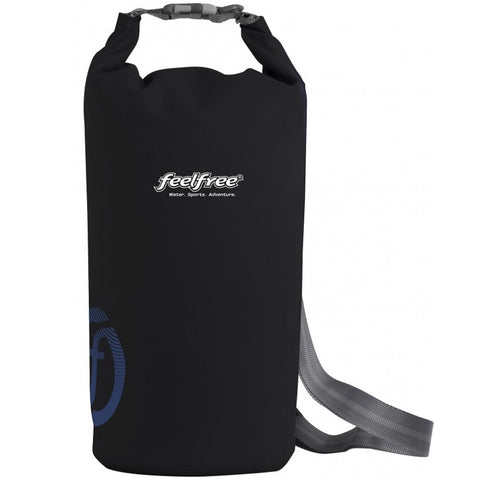 FEELFREE DRY TUBE 10 LITRES - BLACK