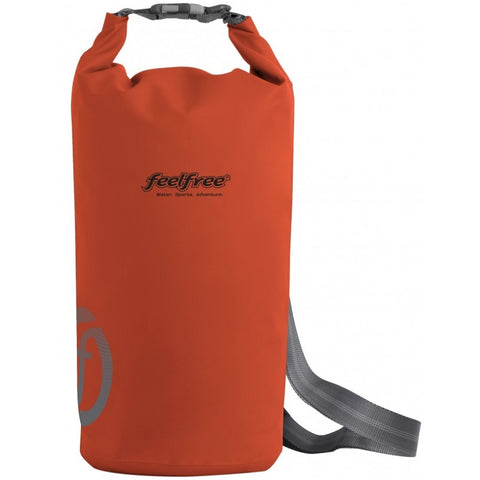 FEELFREE DRY TUBE 10 LITRES - ORANGE