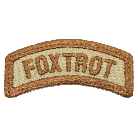 FOXTROT TAB - KHAKI - Hock Gift Shop | Army Online Store in Singapore