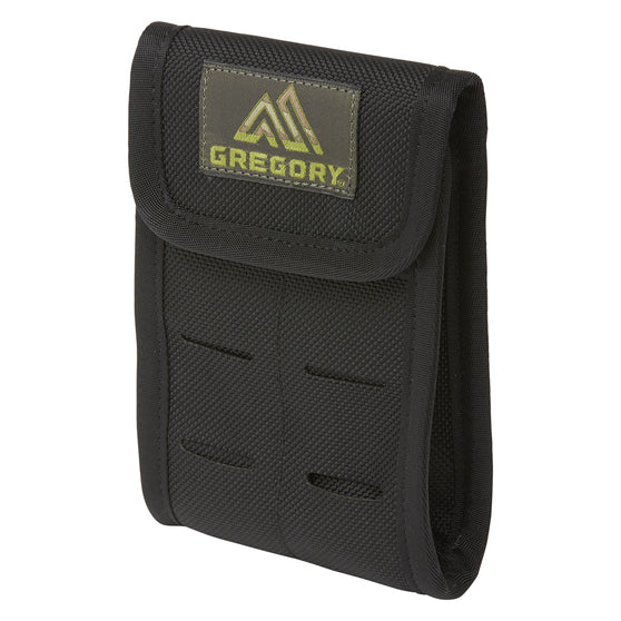 GREGORY SPEAR MOLLE POUCH - BLACK BALLISTIC