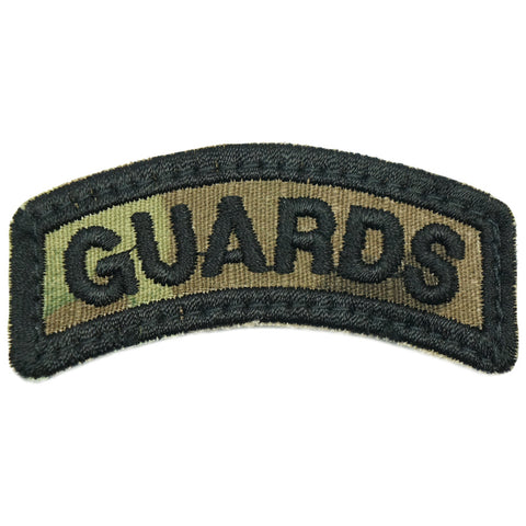 GUARDS TAB - MULTICAM