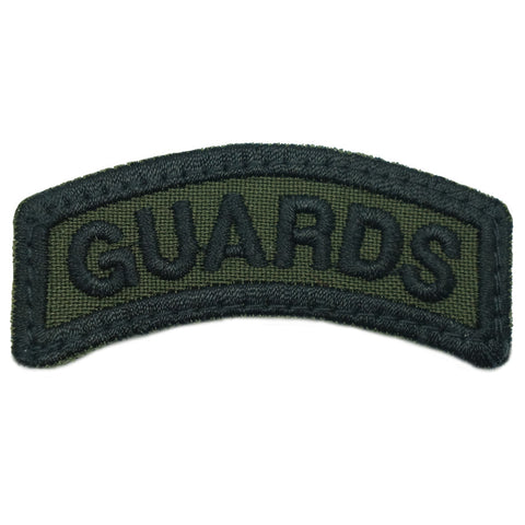 GUARDS TAB - OD GREEN