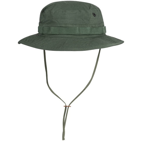 HELIKON-TEX BOONIE HAT - 100% COTTON RIPSTOP - OLIVE GREEN